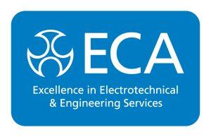 ECA Core Logo Strap Blue